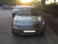 2007 Mini Cooper, Low Mileage, Lovely Rare Colour, Excellent Condition, Panoramic Sunroof