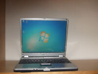 Packard Bell Laptop (wi fi and internet ready)