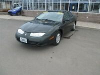 2001 Saturn SC1 AS TRADED