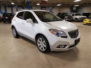 2016 Buick Encore Leather, Heated Steerng Wheel, Bluetooth, USB