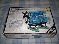 Haynes Build Your Own Internal Combustion Engine Model Kit