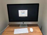 "Apple iMac 27"" Late-2012 3.2GHz i5 Quad Core 8GB RAM 1TB HDD GTX675MX"