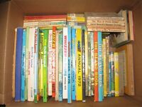 Childrens books from 60's & 70's, Beatrix Potter, Enid Blyton, Rupert & Beano Annuals