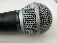 Shure sm58 /dynamic microphone/live mic/as new
