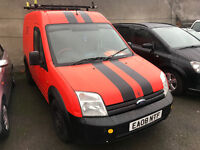Ford Transit Connect 1.8 TDCi T230 LWB High Roof - 2 Owners, CAMBELT, TURBO, FULL HISTORY, JULY MOT