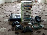 Xbox 360 boundles plus 31 games