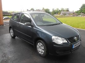 VW Polo 3dr Hatch - Recent service - MOT 1 year.