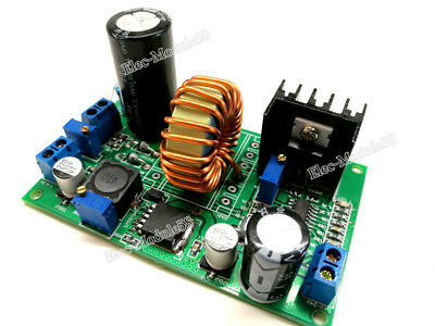 Dc 12v To 150v-420v Dc High Voltage Boost Power Psu F Tube Amp Preamp Filament