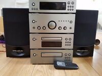 Stereo stacking system Wharfdale ss-1