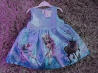 6-9 months brand new with tags frozen dress