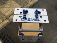 Dremel work bench vice