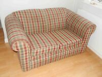 Free To Collector Double Fabric Sofa