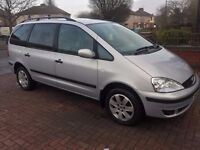 Ford Galaxy ZETEC 1.9 TDI - Full Service History - 7 Seater