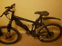 Bike carrera banshee x