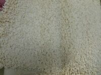 Carpet remnants Approx 2.2m x 1.45m and 1m x 0.90m