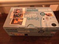 Fuji instax mini 8 - very good condition