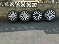 VW T4 / GOLF MK 4 MULTI FIT ALLOYS