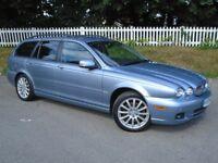 2009 (09) Jaguar X-Type 2.2 D S | FULL HISTORY | LONG MOT | DIESEL | 2 KEYS | 1 OWNER |