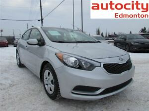 2016 Kia Forte LX POWER GROUP FINANCING AVAILABLE!