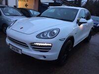 Porsche Cayenne 3.0 TDI V6 Platinum Edition Tiptronic S (AWD)5dr(start/stop)FREE WARRANTY, HPI CLEAR
