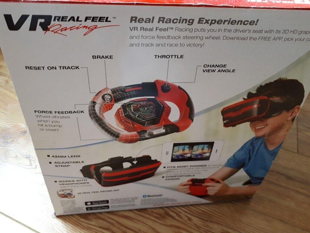 VR Real Feel Racing 3d racing simulator | in Willowbrae, Edinburgh | Gumtree