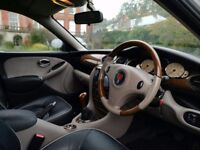 57K MILES, Stunning Rover 75, 1.8, Very Low Ins, Great Comfortable Car, A/C, NAV, Loaded