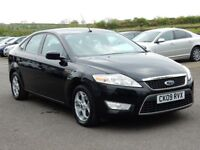 2009 ford mondeo 1.8 tdci zetec only 85000 miles, motd may 2019