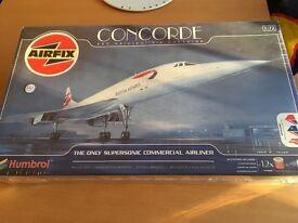 Airfix kit- Concorde
