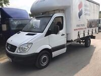 MERCEDES SPRINTER 313CDI LWB CHASSIS CAB, 59REG FOR SALE