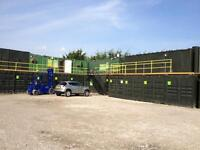 SHIPPING CONTAINER STORAGE 40FT.20FT,10FT, PRESTON LEYLAND CHORLEY LANCASHIRE