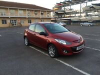 2014 MAZDA 2 RED ONLY 23000 MILES GOOD CONDITION