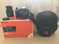 Sony SLR Camera