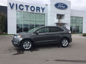 2015 Ford Edge Super clean SEL Edge with only 11699 km! Windsor Region Ontario image 1