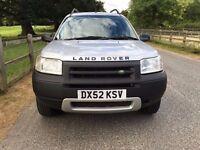 Land Rover, Freelander for sale