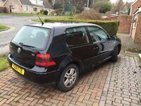Volkswagen Golf 1.9TDi - Spares or Repairs (Runs, needs MOT)