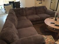 Grey Corner Sofa FOR SALE PICK UP ONLY