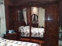 Bedroom furniture £800