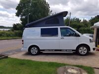 VW T5.1 2013 Manual blue motion 168ps cruise control easy camper conversion