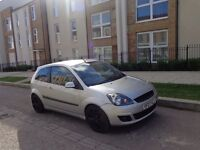 ford fiesta 1.2 3dr