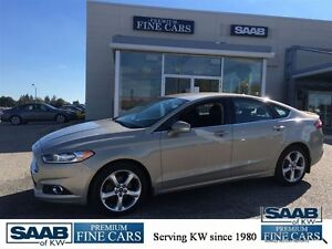 2015 Ford Fusion AWD-NoAccidents Heated seats Back UP Sensors&ca Kitchener / Waterloo Kitchener Area image 1