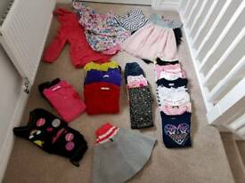 Girls Bundle Age 5 years
