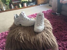 ac815acf2 FILA Distrupter II Womens Trainers. Size 7. Unwanted gift. Excellent  condition. £