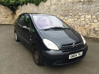 Citroen Xsara Picasso 1.6 Long Mot Bargian £375