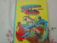 1974 Superman & Batman Annual