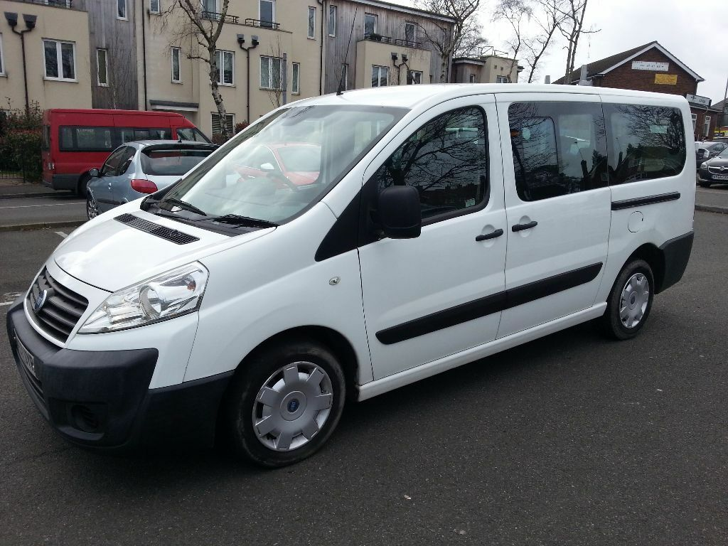 2007 fiat scudo 8 seater combi 120 m jet 2 owner 2 0 diesel in high wycombe buckinghamshire. Black Bedroom Furniture Sets. Home Design Ideas