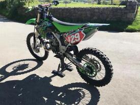 Kx 250 2007