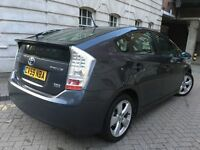 TOYOTA PRIUS T SPIRIT 1.8 VVTI = HYBRID = PCO UBER READY =LEATHER SEATS = £6950 ONLY =