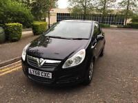 Vauxhall Corsa 2009 - Low mileage - New MOT