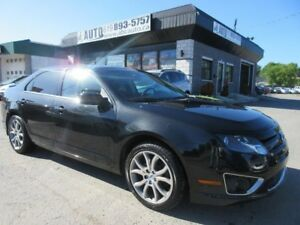 2012 Ford Fusion SEL, Low Mileage, Leather, Sunroof