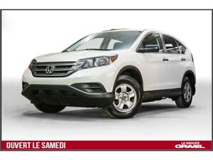 2014 Honda CR-V LX - AWD - BLUETOOTH - SIEGE CHAUFFANT